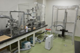 隕石処理室